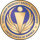 Official seal of the U.S. Consumer Product Safety Commission