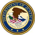 Official seal of the U.S. Department of Justice