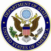 Official seal of the U.S. Department of State